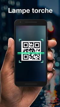 Lecteur et scanner de code QR - gratuit capture d'écran 7