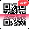 मुफ्त QR स्कैनर: QR कोड रीडर और बारकोड स्कैनर आइकन