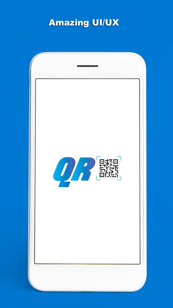 QRer - QR Code Scanner and Generator for Android - APK Download