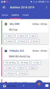 Biathlon.LIVE screenshot 1