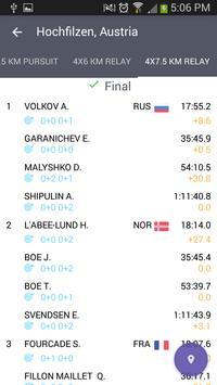 Biathlon.LIVE screenshot 5
