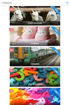 Flash Cards for Kids 截图 1