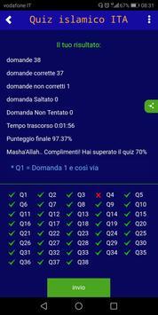 Quiz Islamico ITA screenshot 4