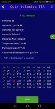 Quiz Islamico ITA screenshot 6
