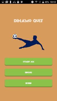 Dinamo Quiz poster