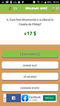 Dinamo Quiz screenshot 2
