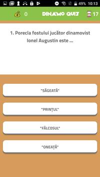 Dinamo Quiz screenshot 3