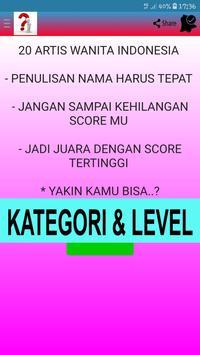 TEBAK GAMBAR ARTIS INDONESIA screenshot 1