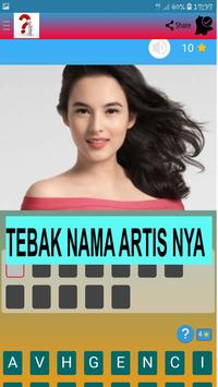 TEBAK GAMBAR ARTIS INDONESIA screenshot 2