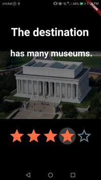 Travel Quiz screenshot 2