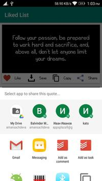 Brilliant Quotes: Life, Love, Motivation, Family😄 screenshot 3