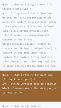 Master Java Interview screenshot 3
