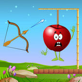 Apple Shootter Archery Play - Bow And Arrow icon