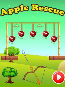 Apple Shootter Archery Play - Bow And Arrow poster