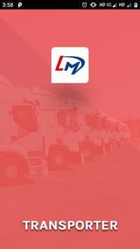 LogisticMart Corporate App poster