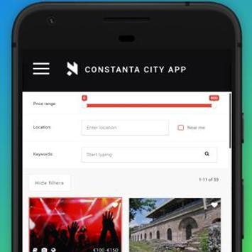 Constanta CiTy App screenshot 1