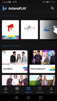 AntenaPlay.ro screenshot 4