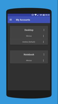 Remote Fingerprint Unlock screenshot 2