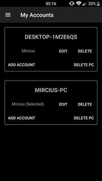 Remote Fingerprint Unlock screenshot 3
