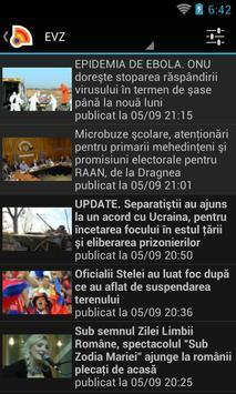 Stiri din Romania screenshot 2