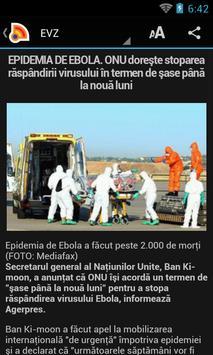 Stiri din Romania screenshot 3