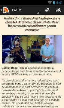 Stiri din Romania screenshot 6