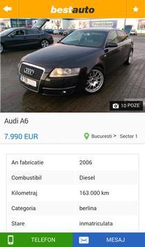 Bestauto.ro - Anunturi Auto screenshot 1