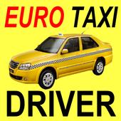 EURO TAXI Driver icon