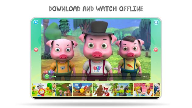 Bedtime Stories and Fairy Tales for Kids - HeyKids screenshot 11