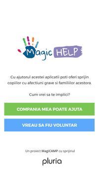 MagicHELP Partener screenshot 1