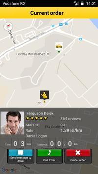 Star Taxi 截图 4