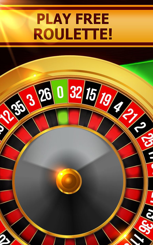 Free casino roulette