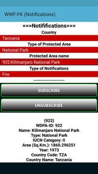 WWF Field Kit screenshot 17