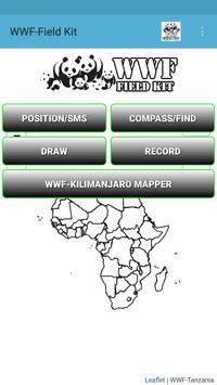 WWF Field Kit screenshot 1