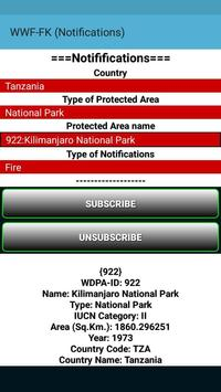 WWF Field Kit screenshot 6