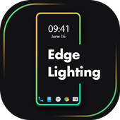 Edge Lighting Rounded Corner For All Device icon