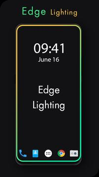 Edge Lighting Rounded Corner For All Device poster
