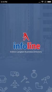 Infoline poster