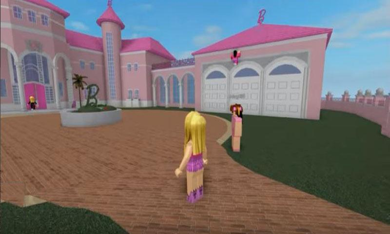 Guide For Barbie Roblox For Android Apk Download