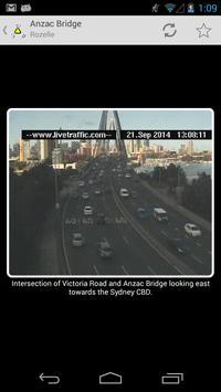 Traffic@NSW screenshot 3