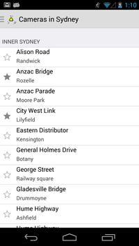 Traffic@NSW screenshot 4