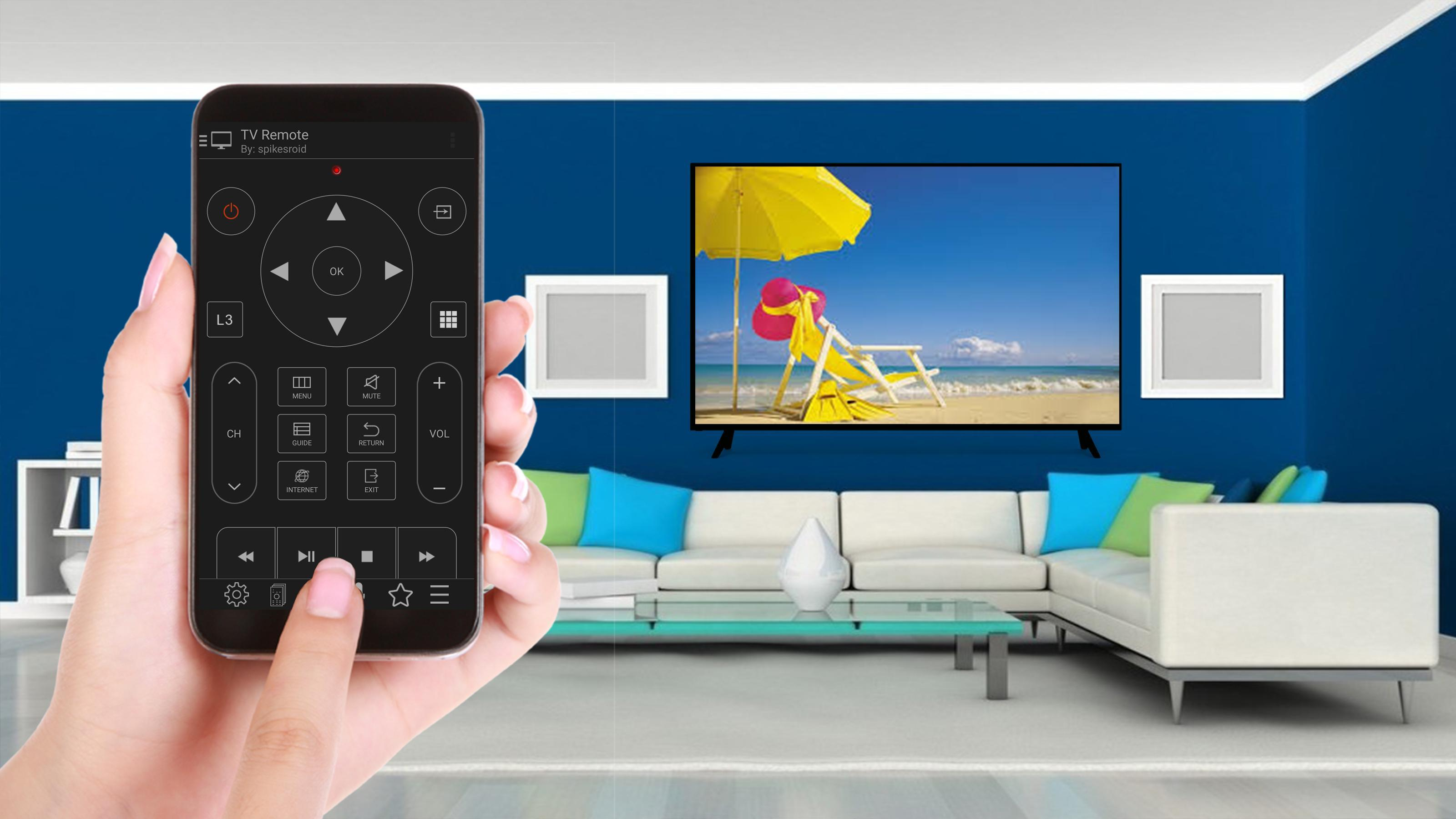 TV Remote for Sony (Smart TV Remote Control) for Android