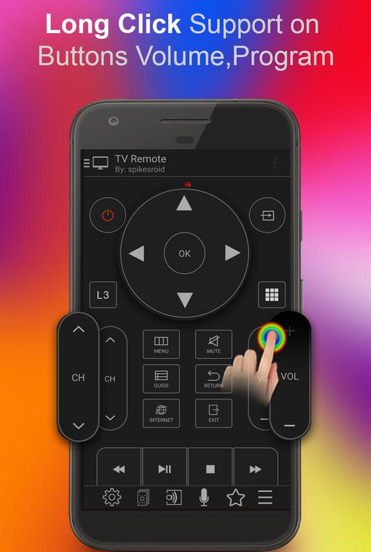 philips tv remote control app for android