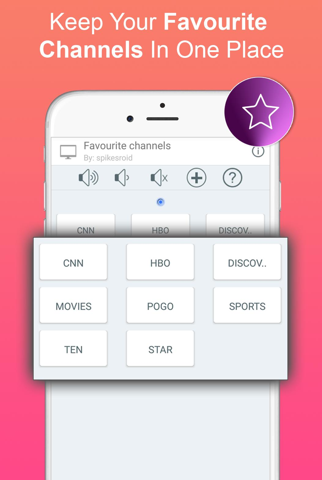TV Remote for TCL (IR) for Android - APK Download
