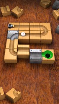 Entsperren Ball - Block Puzzle Plakat