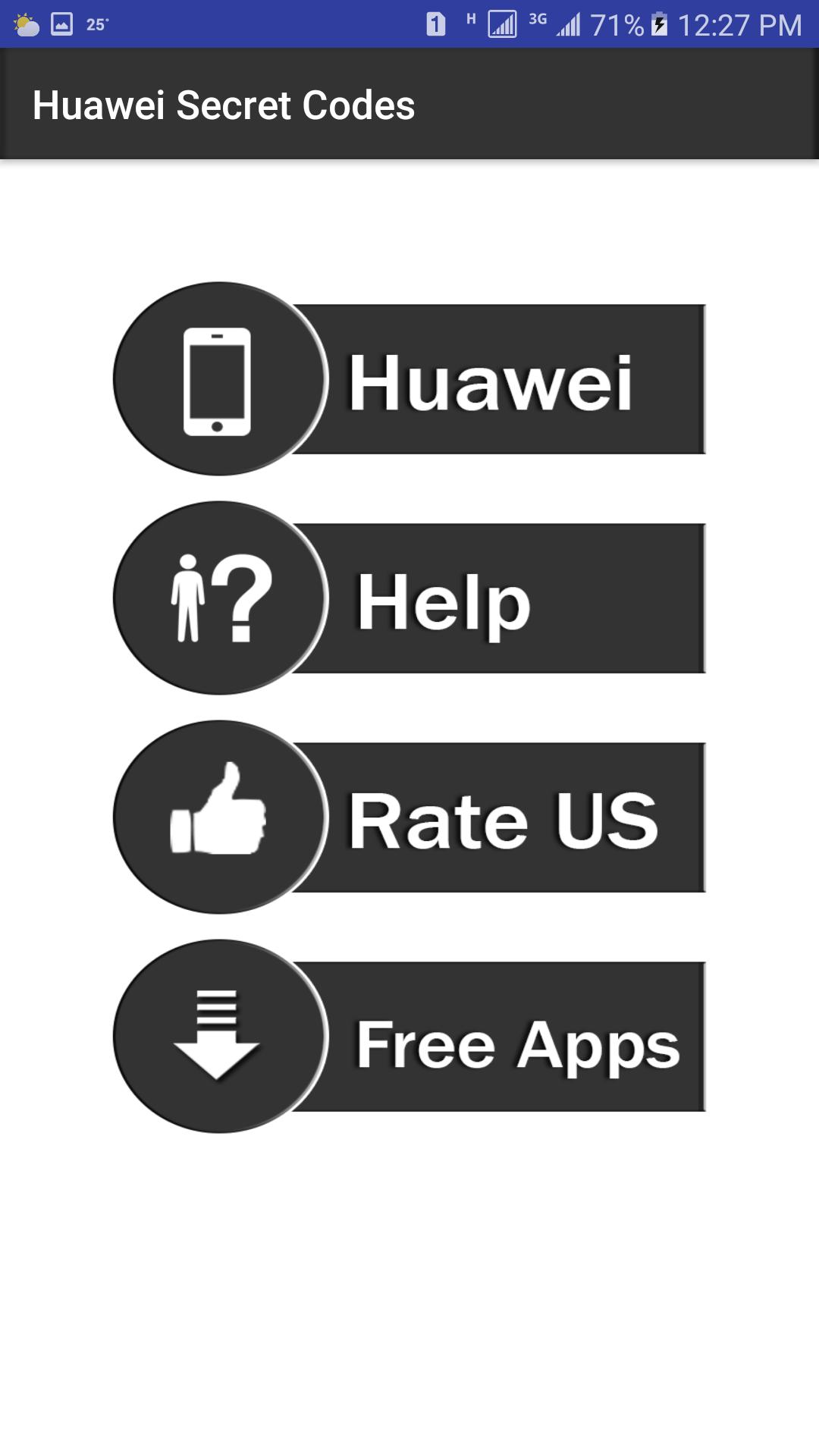 Secret Codes of Huawe for Android - APK Download