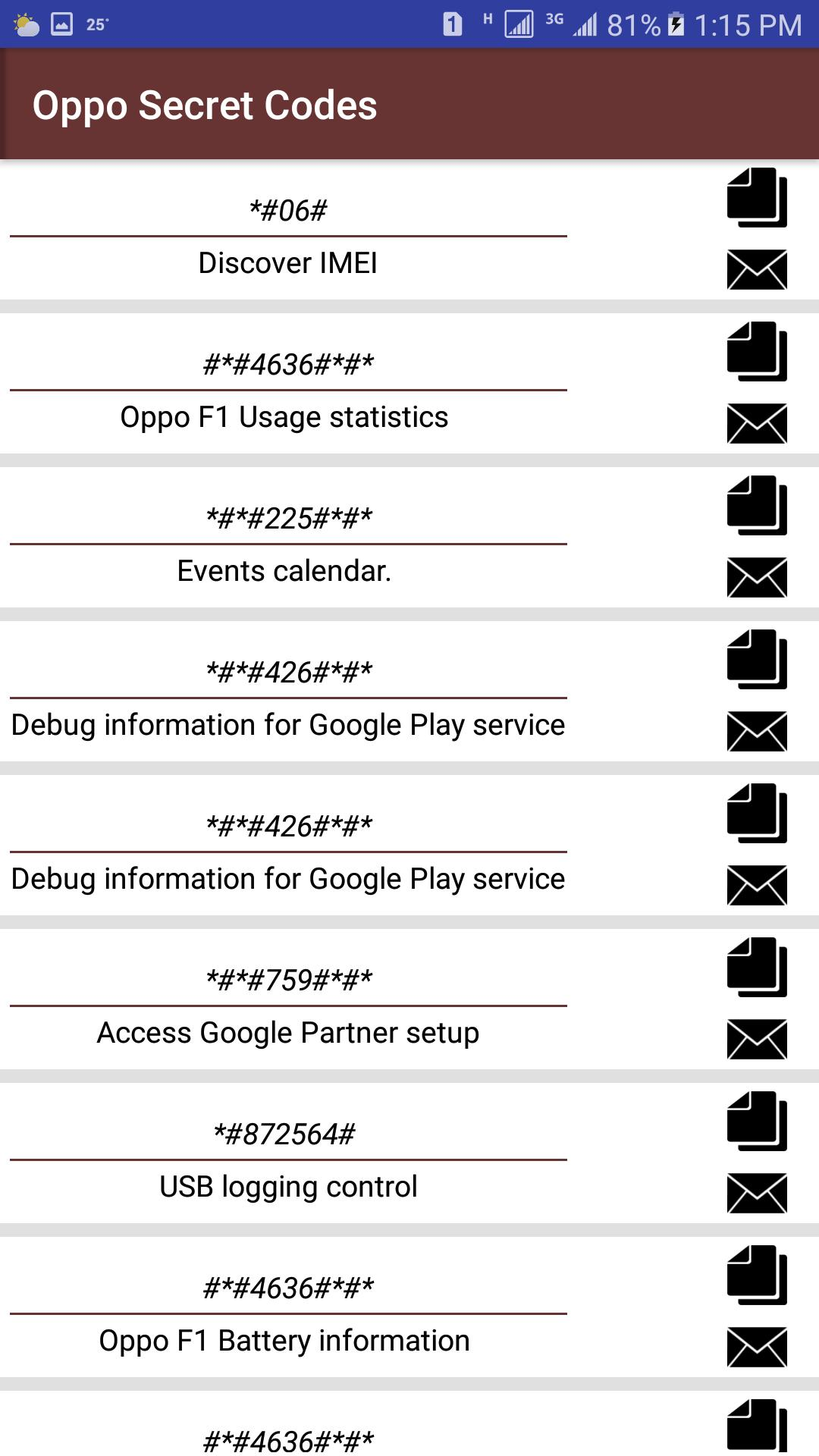 Secret Codes of Mobiles: for Android - APK Download