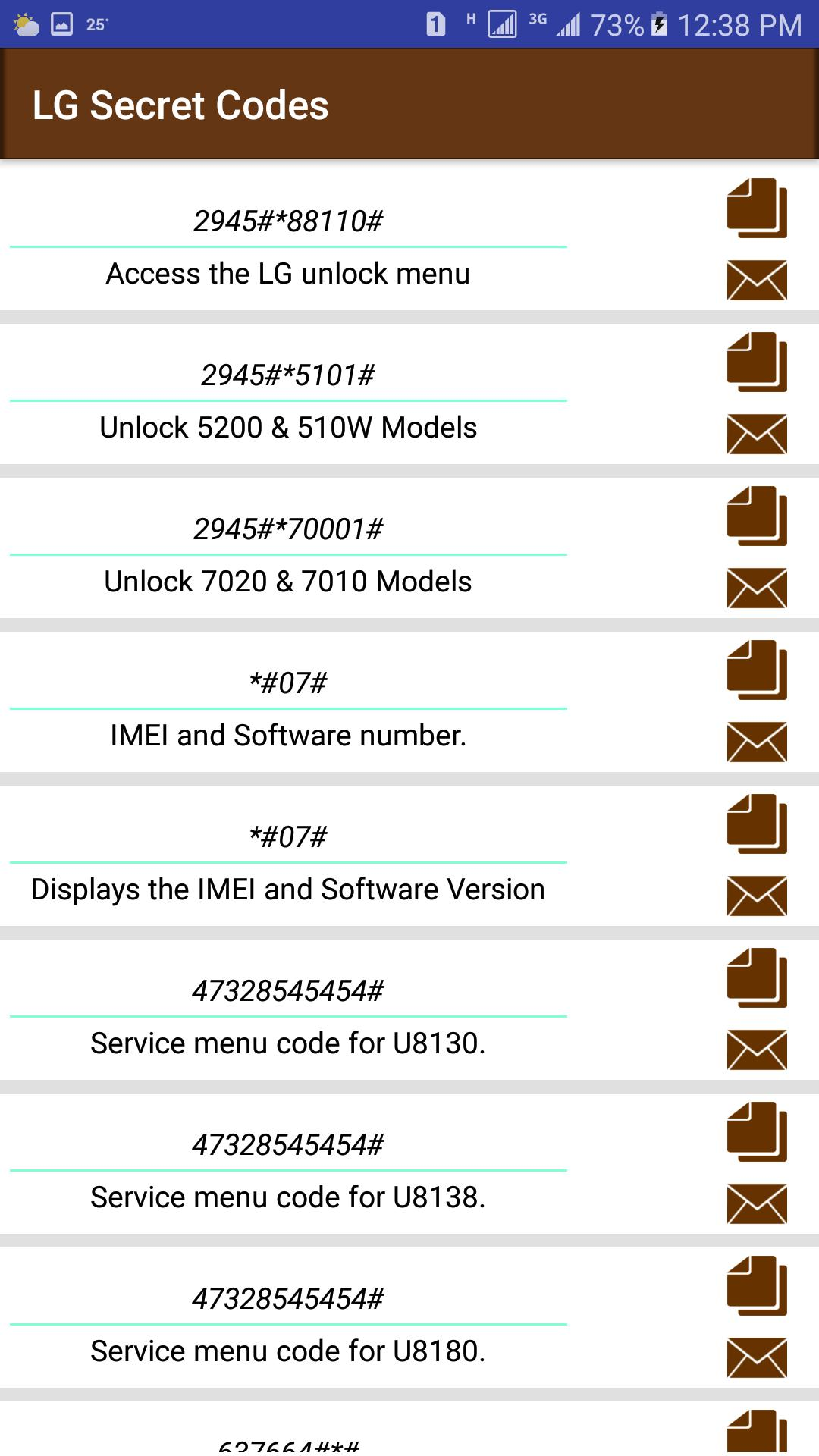 Secret Codes Lg Mobiles: for Android - APK Download