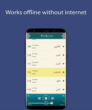 Maher Al Mueaqly - Full Offline Quran MP3 capture d'écran 5