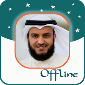 Mishary Rashid - Full Offline Quran MP3 icono